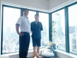 菊井さんとお話しして、リフォームパークスさんでお願いしようとすぐに決めました。今でも初めて会った日のことは、忘れません(笑)