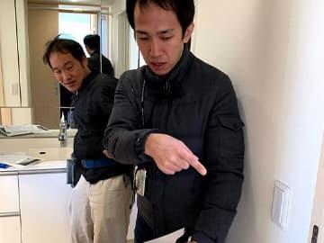 全員がプロとしての経験と信頼関係があるからこそ、菊井からは、厳しい質問が設計と職人に飛びます。全員から「出来ます!」GOサインが出ました。
