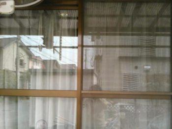 K様邸 窓をペアガラスに交換