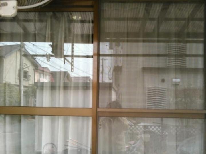 大阪府泉大津市 K様邸 窓をペアガラスに交換