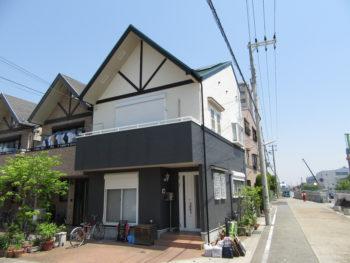 神戸市 M様邸 外壁塗装リフォーム