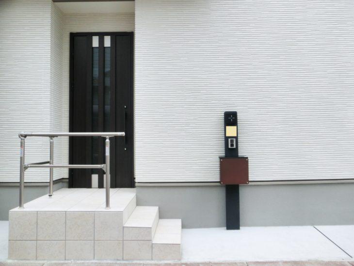大阪府摂津市 O様 玄関アプローチ・カーポート外構工事