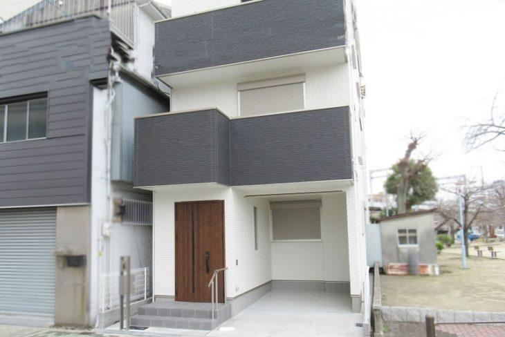 大阪市浪速区 K様邸 外構工事