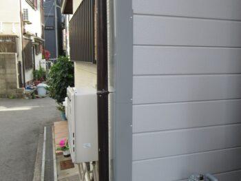 【保険適用工事実例】台風被害外壁修理(修繕リフォーム) 豊中市 O様邸