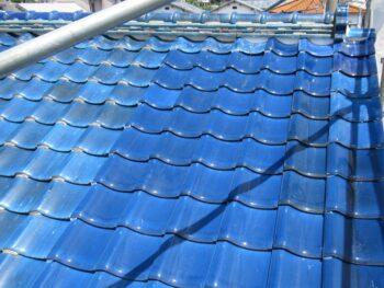 台風被害による瓦・屋根修理(屋根修繕リフォーム)工事 和泉市 K様邸