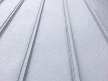 【工場・倉庫】屋根塗装(洗浄・錆止め・塗装)リフォーム 堺市美原区 三基興産様