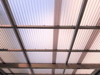 【外装リフォーム】ガレージ屋根修繕リフォーム 和泉市 K様邸
