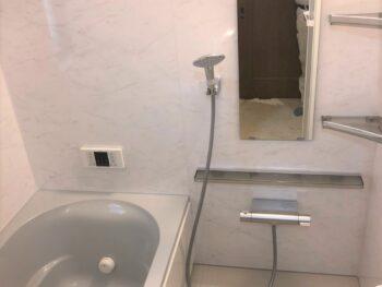 【水まわりリフォーム】浴室リフォーム 松原市 I様邸