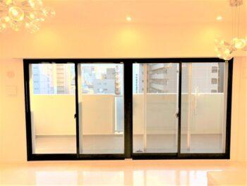 【マンションリフォーム】入居前リフォーム 二重窓(遮熱・防音)リフォーム 浪速区 H様邸