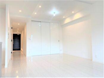 【マンションリフォーム】入居前リフォーム 間仕切り壁撤去・床貼り替えリフォーム 浪速区 H様邸