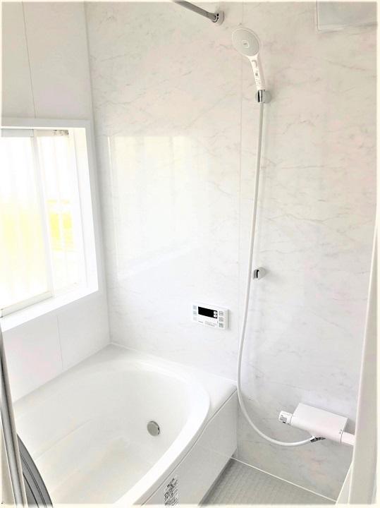 【戸建てリフォーム】浴室リフォーム 貝塚市 S様邸