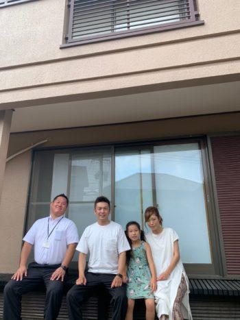 堺市外壁塗装A様邸